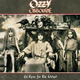 Ozzy Osbourne альбом No Rest for the Wicked (Bonus Track Version)