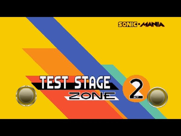 Sonic Mania Android v8 Beta