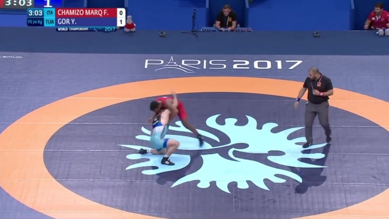 Frank Chamizo Marques 2017 World Champion.mp4
