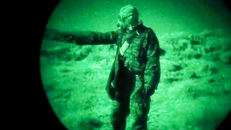 «Зона 51» 2015 перевод Михаил Яроцкий ужасы, фантастика, триллер, мокьюментари