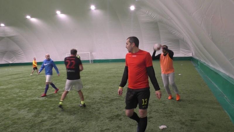 Прайд 4:0 FC Piterška Žvežđa (Полный матч)