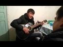 Атамбаев Мелис В городском саду на гитаре