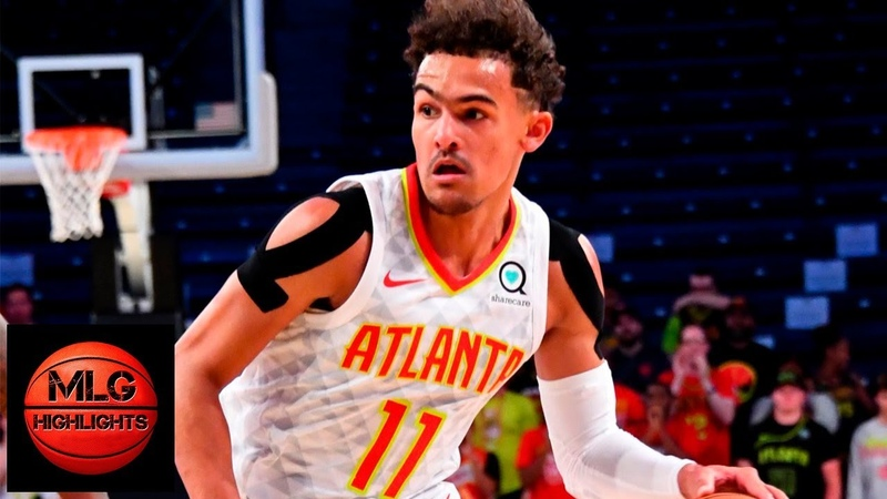 San Antonio Spurs vs Atlanta Hawks Full Game Highlights   10.10.2018, NBA Preseason