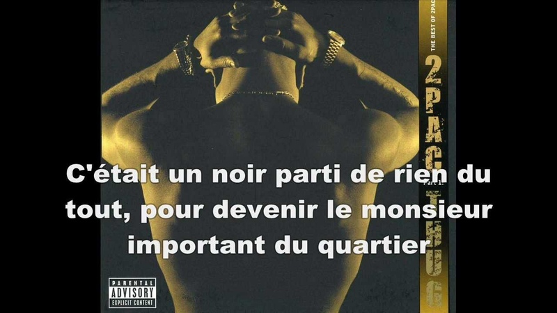 Traduction I Ain't Mad At Cha - 2Pac Français