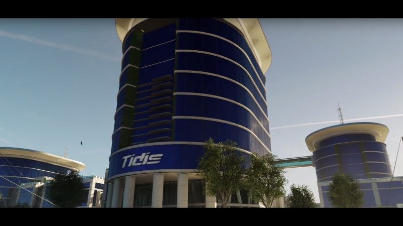 Разнос TIDIS Corp.