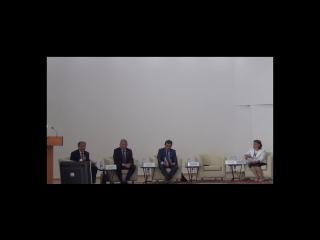 Приветственное слово ректора ЖезУ на Республиканском форуме «ҰЛТ КИЕСІ – ҰЛЫТАУ»