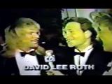 David Lee Roth &amp Patrick Swayze Interview 1988