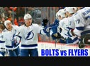 Dave Mishkin calls all 6 Lightning goals from win over Flyers