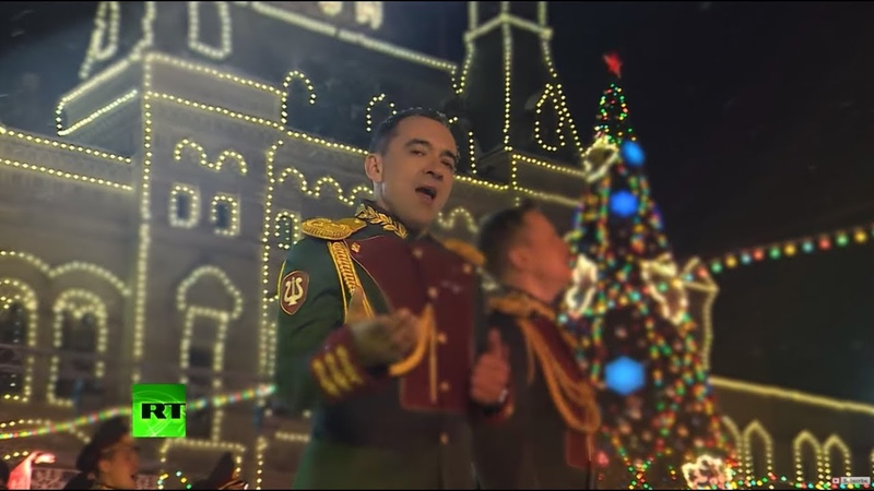 Last Christmas cover by Russia's National Guard