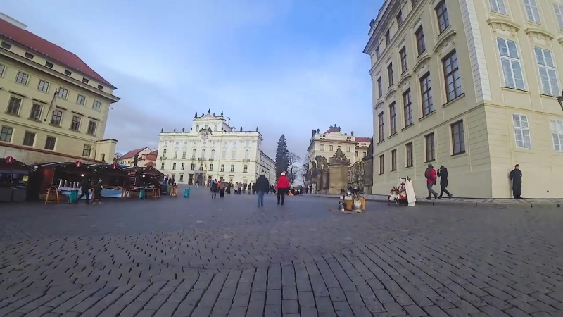 Продают марихуану в ПРАГА. Какая жизнь в Европе. Собор святого Вита. Czech