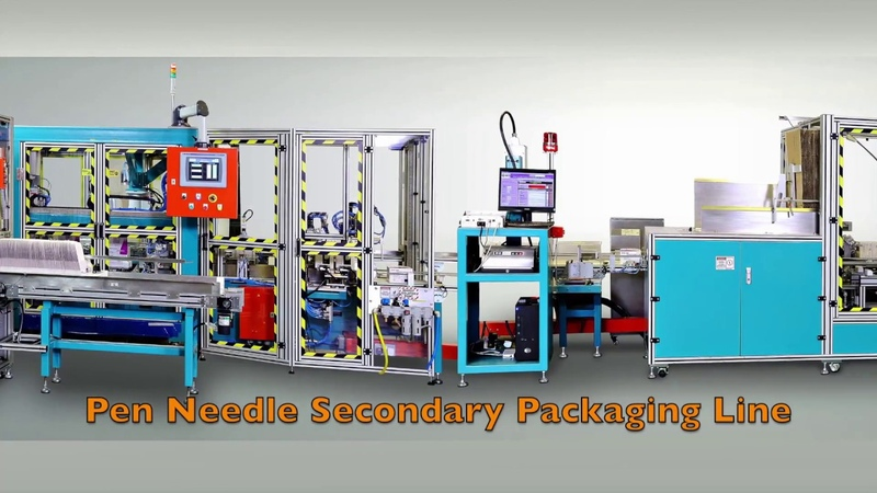 How to increase productivity-Pen Needle Secondary Packaging Line
