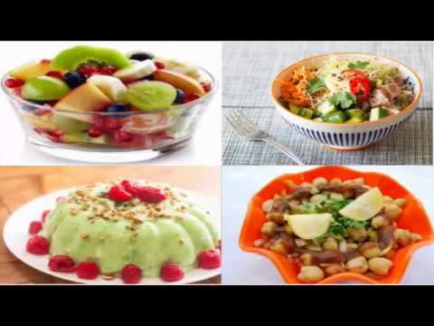4 easy and simple recipes to make delicious salad   how to make salad 4 easy and simple ways