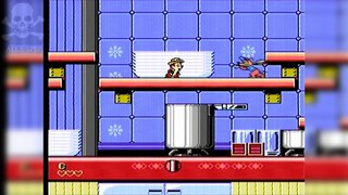 [Famiclone-50HZ]C-D2 Chip N Dale 2 Rescure Rangers - Gameplay
