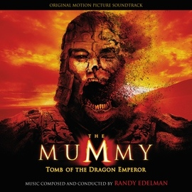 Randy Edelman альбом The Mummy: Tomb Of The Dragon Emperor