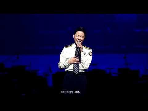 20180915 경기천년기념 도민을 위한 야외음악회 - How can I love you Talk 김준수 시아준수 XIA