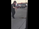 Police Officer Helps Ducklings Cross Busy Road - 987900