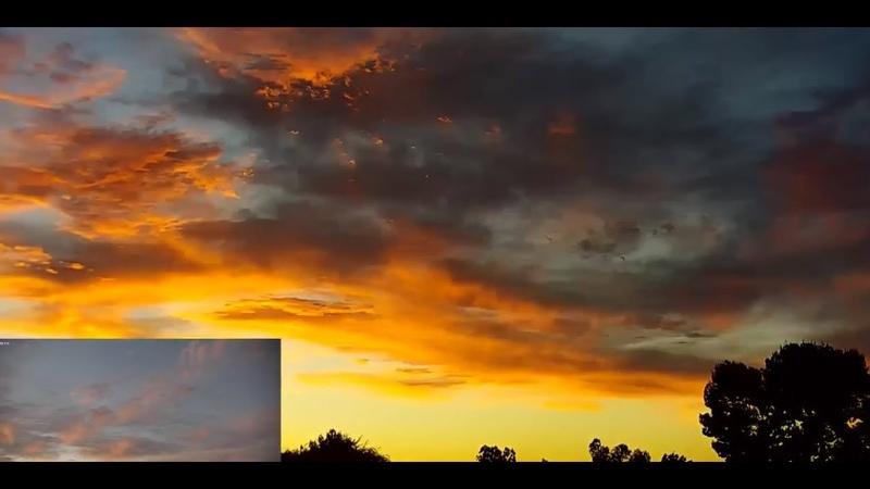 NIBIRU SKIES ~ FULL MOON '' WHAT '' BLUE NIBIRU IS CLEAR