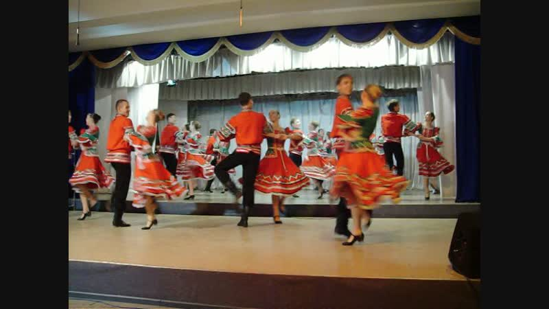 Молодой Кузбасс2014г рук Перескоков Игорь.танец Кузбасская Веселуха ребятам кто танцевал.