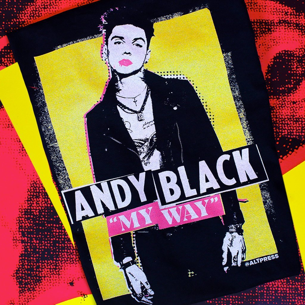 Andy Black - My Way (Single)