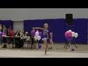 Художественная гимнастика дети Нилова Александра