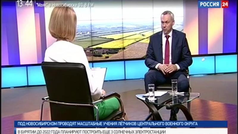 Андрей Травников: «У Новосибирска обязательно будет новый ледовый дворец»!