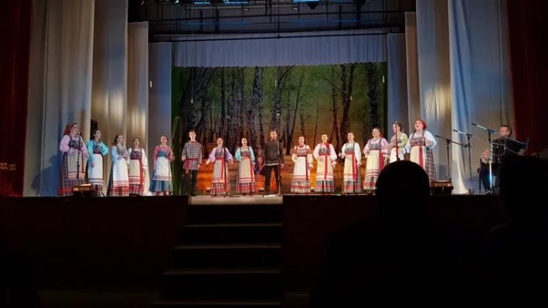 Широка река - слова и музыка Людмилы Моисеевой
