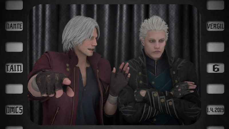 Devil May Cry 5 - Photobooth