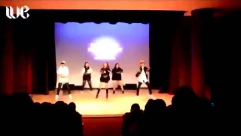 [VIDEO] Predebut YEONJUN performing Come Back Home by 2ne1 - - TXT TXTBIGHIT @TXT_bighit -