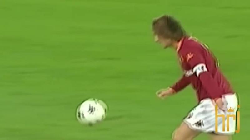 Франческо Тотти - лучшие навыки и голы 🔥