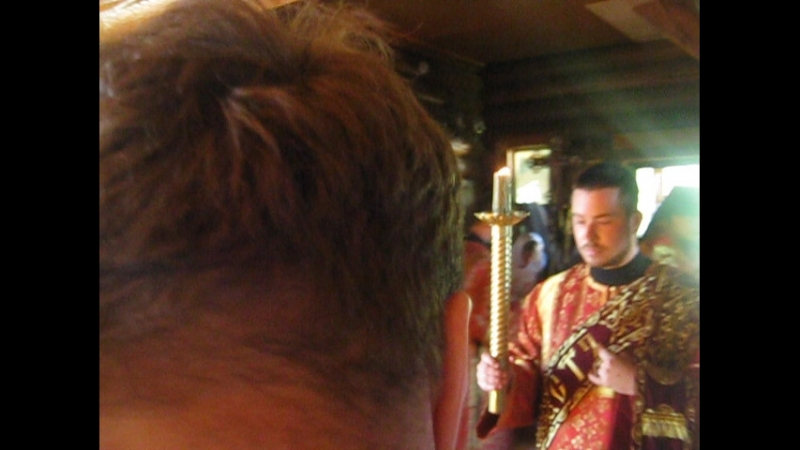 Молебен и акафист Царственным страстотерпцам в Ново Леушинском монастыре