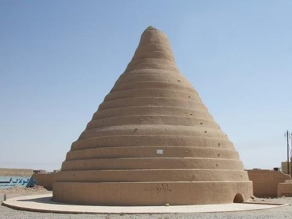 Иран холодильник для продуктов Qanat Iranian system is still in use after 3 000 years