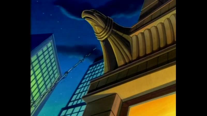 Сезон 03 Серия 04: Грехи отцов: Часть 4. Те же и Зелёный Гоблин | Человек-паук (1994-1998) / Spider-Man | Sins of the Fathers Ch