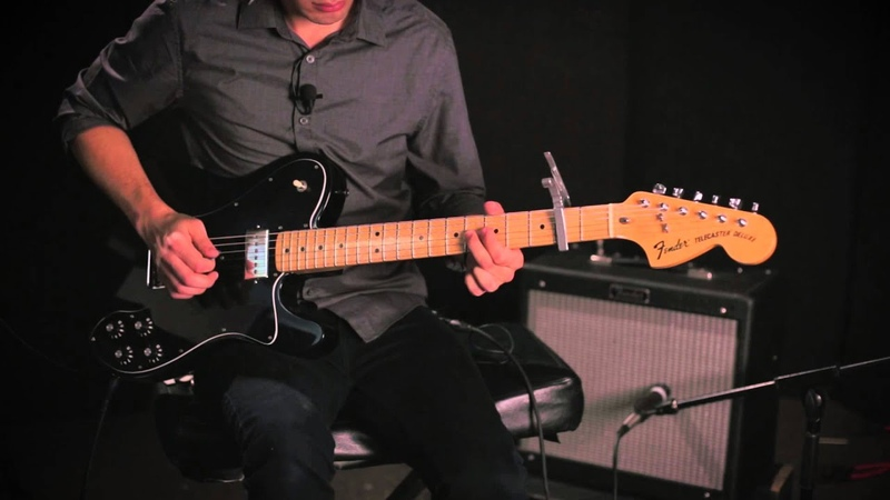 COS Electric Guitar Lead Tutorial for Burning Ones by Jesus Culture