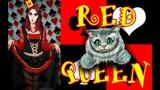 Идея на Хэлоуинн : Красная Королева