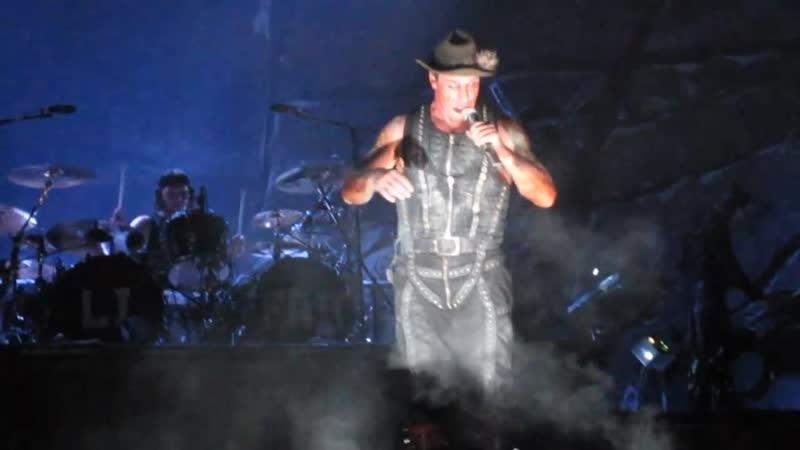 03. RAMMSTEIN - Waidmanns heil (live in Canada on FESTIVAL D'ETE DE QUEBEC) (18.07.10)