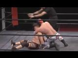 Kesen Numajiro vs. Rasse (Michinoku Pro - Tokyo Conference 2018 Vol. 1 ~ Zohan Yuri)