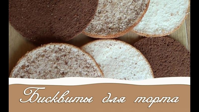 Как испечь разные бисквиты быстро Рецепты бисквитов без соды и разрыхлителя