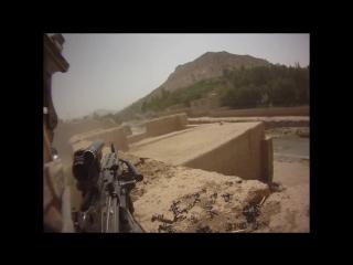 FIREFIGHT ON HELMET CAM IN AFGHANISTAN - PART 1 ¦ FUNKER530