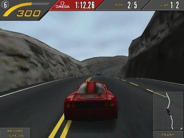 Взгляд в прошлое Выпуск 54 Need for Speed II Первый турнир на выбывание 5