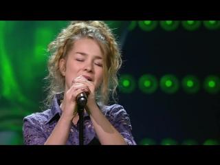 Шоу «Голос» Junior Бельгия (Фландрия). - Лука с песней «Сладкие мечты (сделаны из этого)». —
