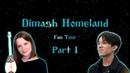 Dimash Homeland Fan tour 2018 - Part 1 ENG/RUS/PL