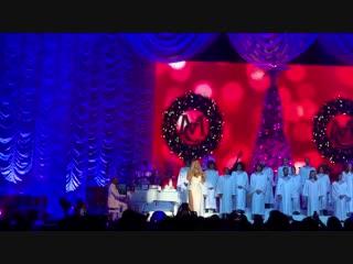 Mariah Carey Jesus Born On This Day ( Madrid 17/12/2018)