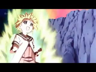 Anime.webm yuru yuri, dragon ball