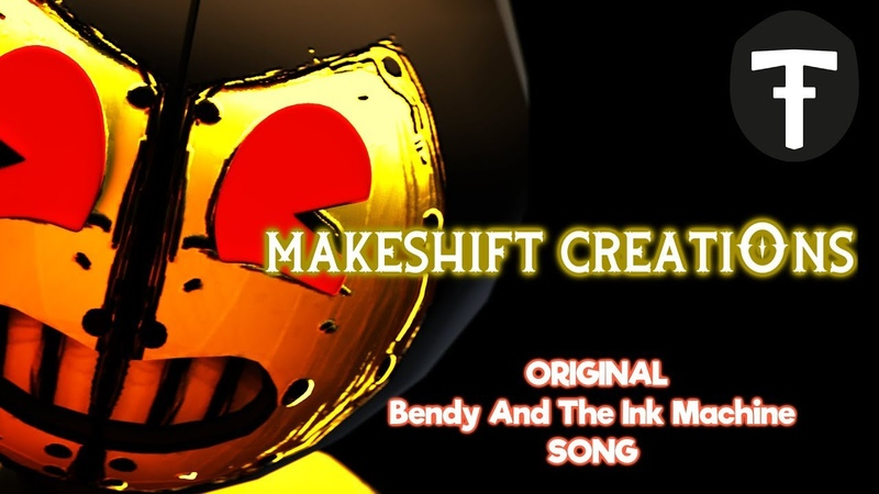 BATIM ORIGINAL SONG ►♫Makeshift Creations (ft. Swiblet SquigglyDigg) | Flint 4K David Bérubé