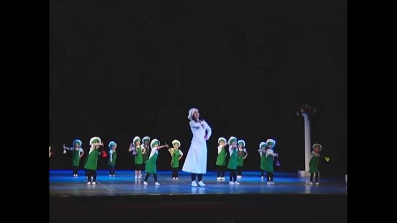 Отчетный концерт ЗОЛУШКА | сюжет КТВ-ЛУЧ