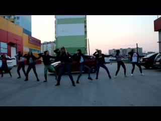 Коллектив DSS - Dance MIX ( REGGAETON / DANCEHALL / TWERK ) г. Волжский