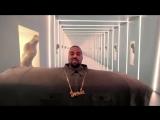 Kanye West, Lil Pump Get Raunchy in Cartoonish 'I Love It' Video