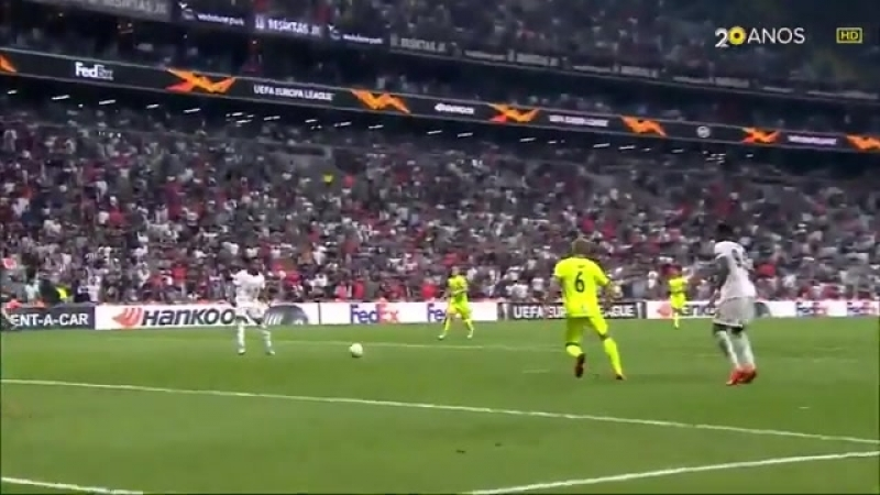 UEL 2018 19 Beşiktaş 3 1 Sarpsborg 08 Group I