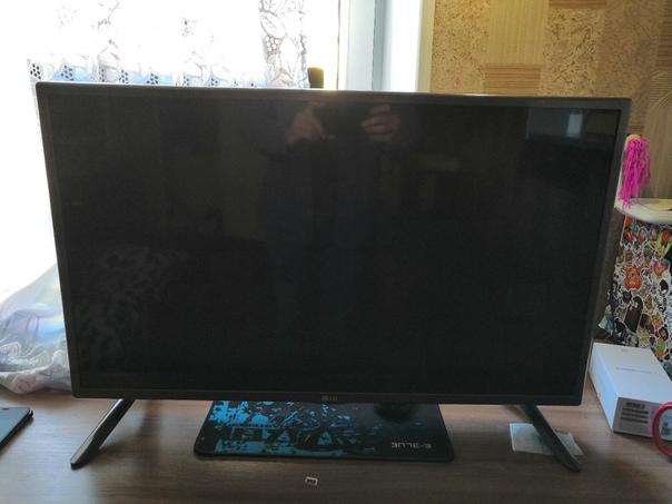 Телевизор LG смарт