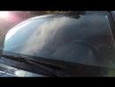 Лобовое стекло на моём ховере под защитой
